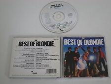 BLONDIE/THE BEST OF BLONDIE(CHRYSALIS CDP 32 1371 2) CD ÁLBUM