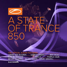 Various Artists : A State of Trance 850 CD (2018) ***NEW***