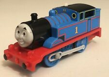 2009 Thomas & Friends Trackmaster Motorized #1 Blue Tank Engine Train R9488