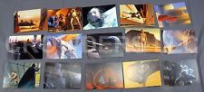 Ralph McQuarrie Star Wars Art Box Complete Postcards Stamps & Book Broken Strap