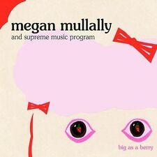 Big as a Berry by Megan Mullally (CD, Sep-2002, Fynsworth Alley) Will & Grace