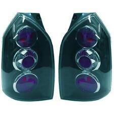 Paar Scheinwerfer Rücklichter Tuning Hyundai Tucson 2004-2010 Schwarze Lexus