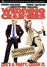 Wedding Crashers (Dvd, 2006, Widescreen Unrated)   New.