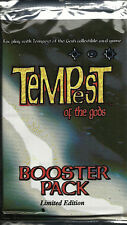 TEMPEST OF THE GODS CCG - BOOSTER