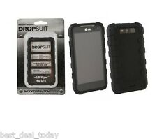 OEM Body Glove Dropsuit Case Cover Fit For LG Viper LS840 Sprint LS-840 4G LTE
