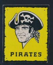 "Pirates 1970s Team Logo Baseball 3"" Sticker *S10"