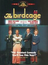 THE BIRDCAGE ROBIN WILLIAMS NATHAN LANE DVD NEW