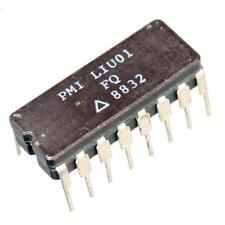 1 x OP249FZ Pins gekürzt /& gecrimpt PMI CDIP-8 1pcs