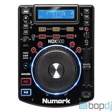 Numark NDX500 - Serato MIDI Controller / Scratch DJ / CD Player USB MP3 -NDX 500