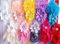 1PCS Toddler Baby Girls Newborn Flowers Headbands Hairband Hair bow Accessorie