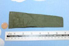 ORIGINAL VINTAGE GEYPERMAN/ ACTION MAN GREEN TROUSERS X 2 POCKETS CB35044