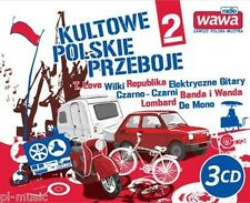 = KULTOWE POLSKIE PRZEBOJE vol.2 / / 3CD box /sealed from Poland