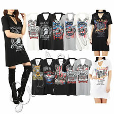 Rock Regular Size T-Shirts for Women without