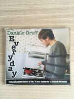 Daniele Groff - Everyday - CD Single PROMO - 1999 Roadhouse_Il Pesce Innamorato