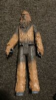 "Chewbacca Figure 13"" Hasbro Star Wars LFL Used As Pics Tidy Collectable Toy"
