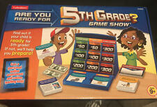 Are You Ready For 5Th Grade? Game Show By Lakeshore Learning System! New