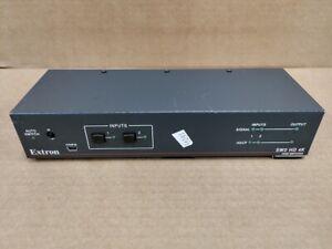 Extron HDMI Switcher SW2 HD 4K