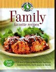 Gooseberry Patch Family Favorite Recipes Cookbook