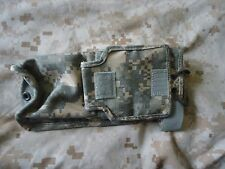U.S.Army ACU radio pouch, MOLLE, U.S. made authentic military surplus