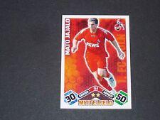 JAJALO 1.FC KÖLN TOPPS MATCH ATTAX PANINI FOOTBALL BUNDESLIGA 2010-2011