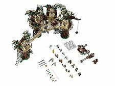 x4 LEGO Star Wars Sets (9489, 7956, 8038, 10236)
