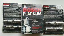 BOSCH Spark Plugs Platinum 6 Plugs HR9DPX  **NEW** Oldstock lot bundle
