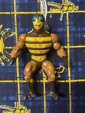 vintage motu buzz off Figure Only Rare He Man