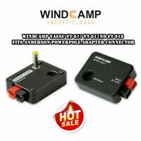 WINDCAMP yaesu FT-817 FT-817ND FT-818 fits Anderson PowerPole Adapter Connector