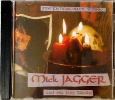 Mick Jagger & The Red Devils, The Nature of My Game, FAMOUS BLUES SESSION CD