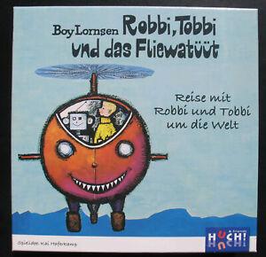 HUCH! & friends - Robbi, Tobbi und das Fliewatüüt - NEU & OVP - Boy Lornsen