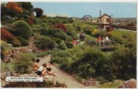 Butlins Pwllheli, The Picturesque Rock Gardens 1962 Postcard B842