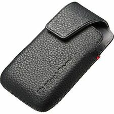 BlackBerry BOLD 9790 ORIGINAL LEATHER Belt Clip Holster ACC-41815-201 RETAIL BOX