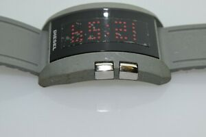 DIESEL UNISEX DIGITAL WATCH NEW RUBBER VERY COOL RRP FROM £179 LIMITED STOCK