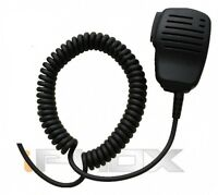 Handheld/Shoulder Speaker Mic with Speaker for Icom Radios 2Pin