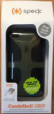 Speck CandyShell Grip Case for iPod touch (4th Gen) - BunkerBuster Olive
