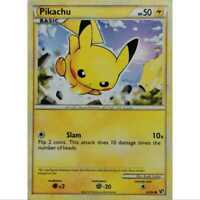 Pokemon Pikachu 61/90 - Undaunted (Unerschrocken) - Englisch NM/Mint