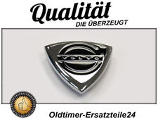 Hood Emblem Badge Characters of Types Of for Volvo P1800 Bonnet