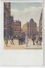 AK Wien I, Stephansplatz, P. Kaspar 1922