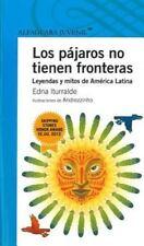 Los pájaros no tienen fronteras (Spanish Edition)-ExLibrary