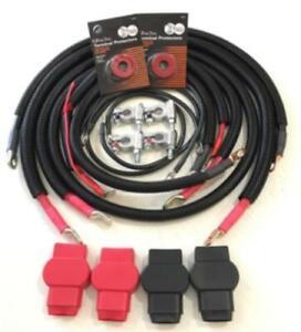 Battery Cable Kit for 2003-2007 Dodge Ram 2500/3500 w/5.9L Cummins (2/0 starter)