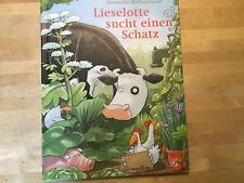 Lieselotte sucht einen Schatz [HC]  Alexander Steffensmeier  Gebunden DINA4