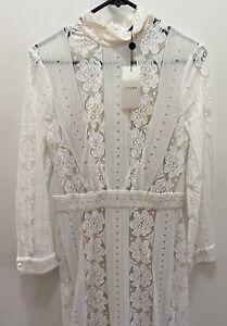 Lover the Label Vintage Lace Wedding Dress, Size 10