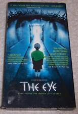 The Eye VHS Video Lee Sin-Je Lawrence Chou