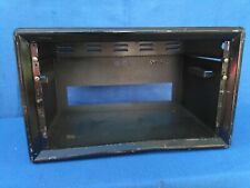 """6-Space (10-1/2"""") 19-Inch Rack Cabinet W/ Hinged Lid"""