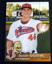 2016 Grandstand Lowell Spinners Update JASON GROOME Rookie RC Boston Red Sox
