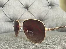 JUICY COUTURE WOMENS SUNGLASSES GOLD AND PINK NEW