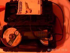 Angle grinder Erbauer ERB666GRD-I ,750W, 230V,115mm, 11000/min, m14, 1,83 kg