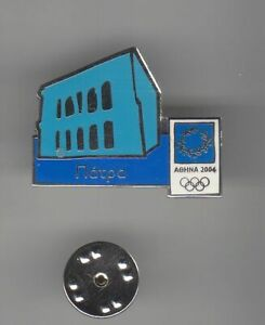 Athens 2004 Greece  Olympic Games  pin/badge