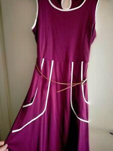 Modcloth Sunny Girl 12 Work Dress Bnwot