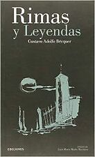 Rimas y leyendas. NUEVO. Nacional URGENTE/Internac. económico. LITERATURA JUVENI